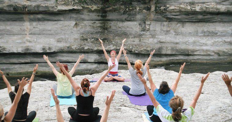 Йога и аксесоарите, които можете да използвате